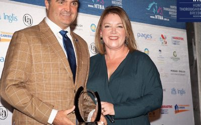 Top horse and identities recognised at 2018 HTBA Awards