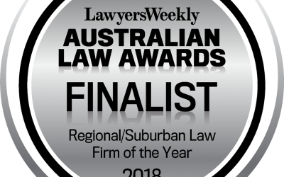 M+E nominated Regional Law Firm of the Year