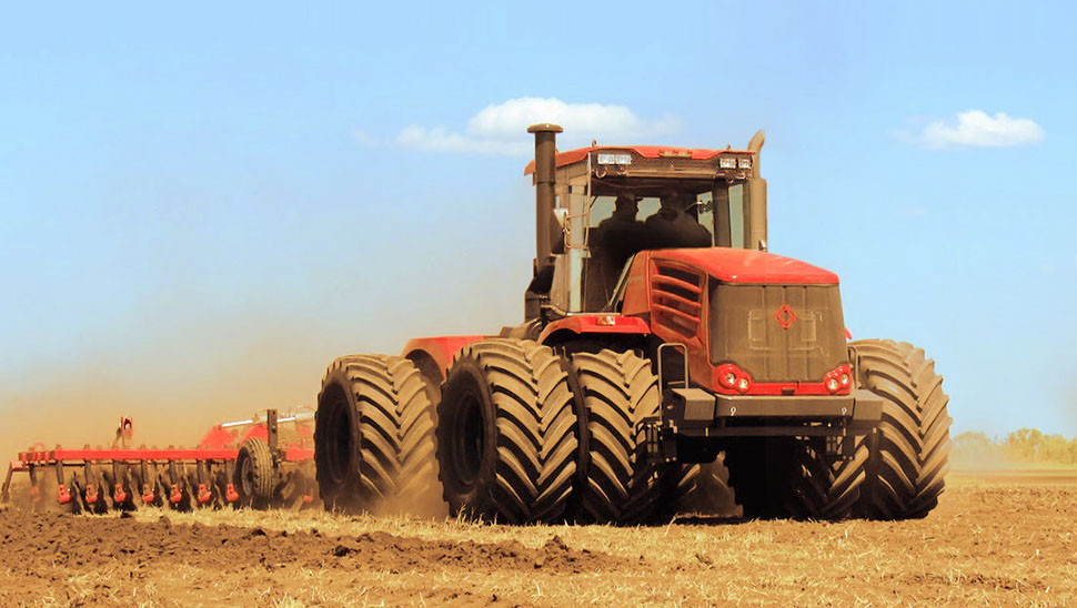 New Rules for Moving Agricultural Vehicles and Combinations